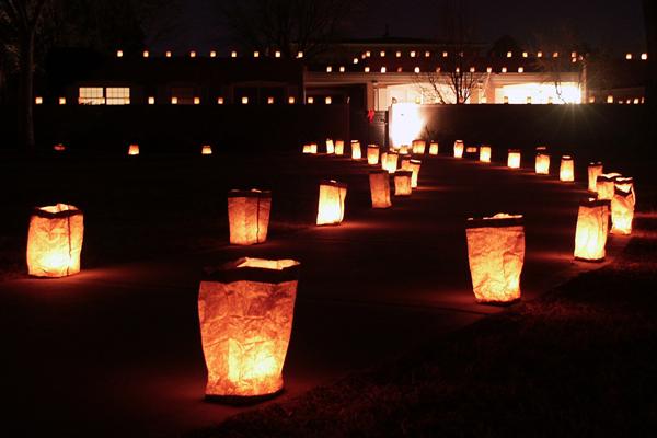 lampions déco cérémonie laïque
