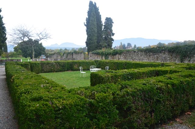chateau ripaille jardins