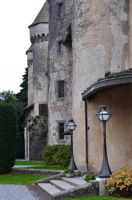 chateau ripaille entree