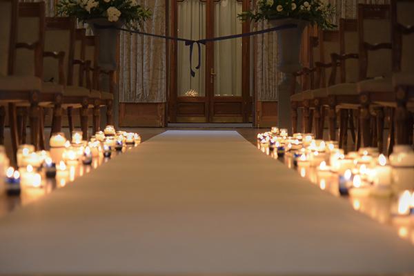 cérémonie laïque hiver