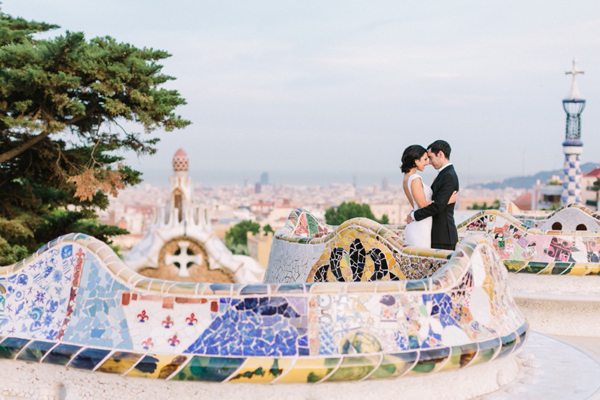 Elopement mariage Barcelone