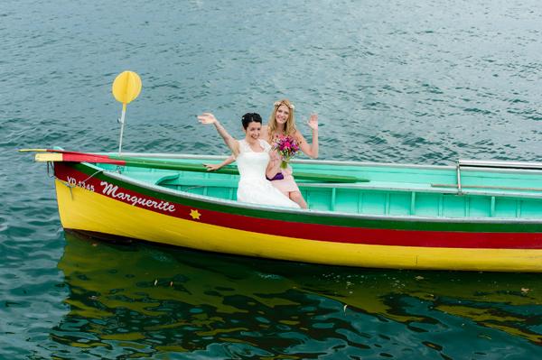 entree ceremonie barque