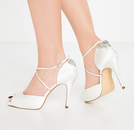 accessoires mariage chaussures