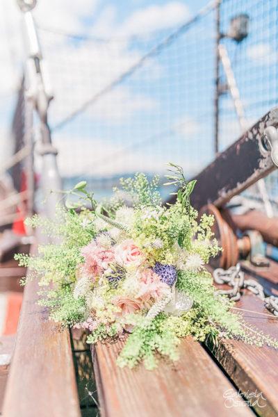 mariage bateau suisse