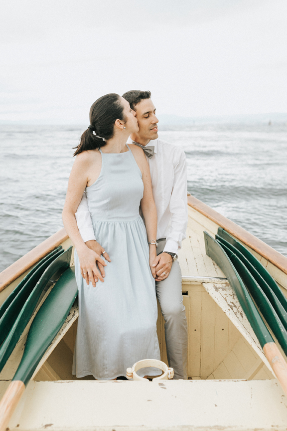 shooting amoureux barque