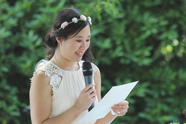 cérémonie laïque intervention témoin