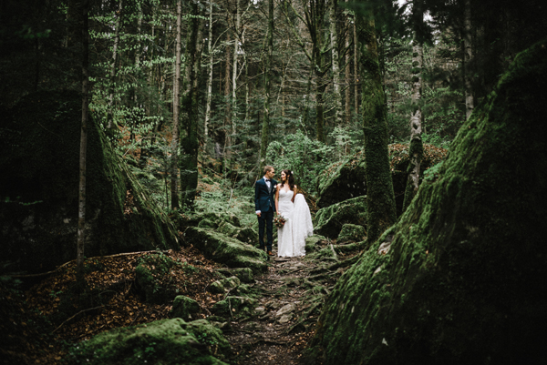 mariage intime blausee