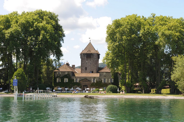 Secular Ceremony Lake Geneva - Le Chateau de Coudree, Sciez-sur-Leman