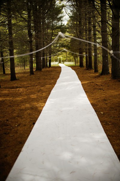 Secular Ceremony Location Ideas - In the Forest