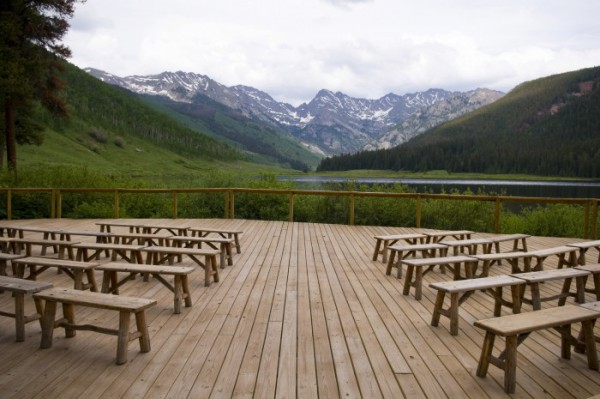 Secular Ceremony Location Ideas - In the Mountains