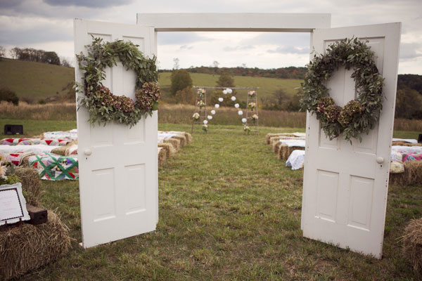 Secular Ceremony Location Ideas - In the Countryside
