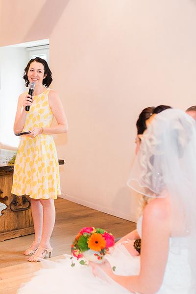 cérémonie de mariage originale