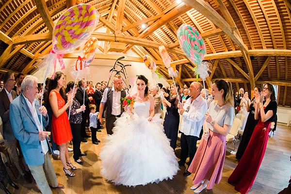 cérémonie mariage originale