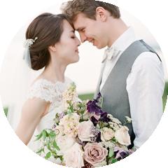 Wedding ceremony grandvaux