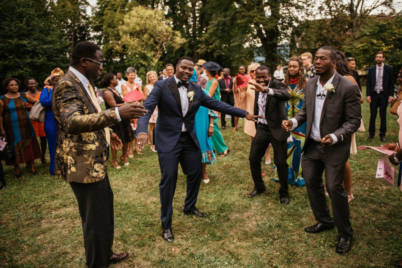 Cérémonie multiculturelle et mariage