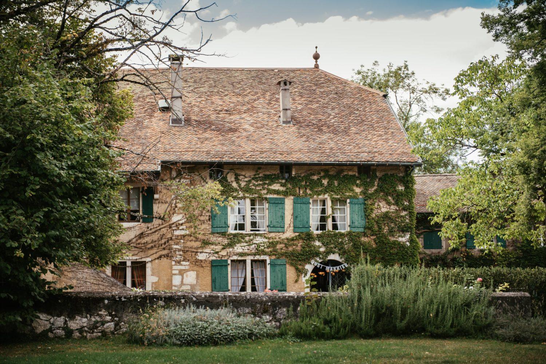 Domaine de Choully près de Genève