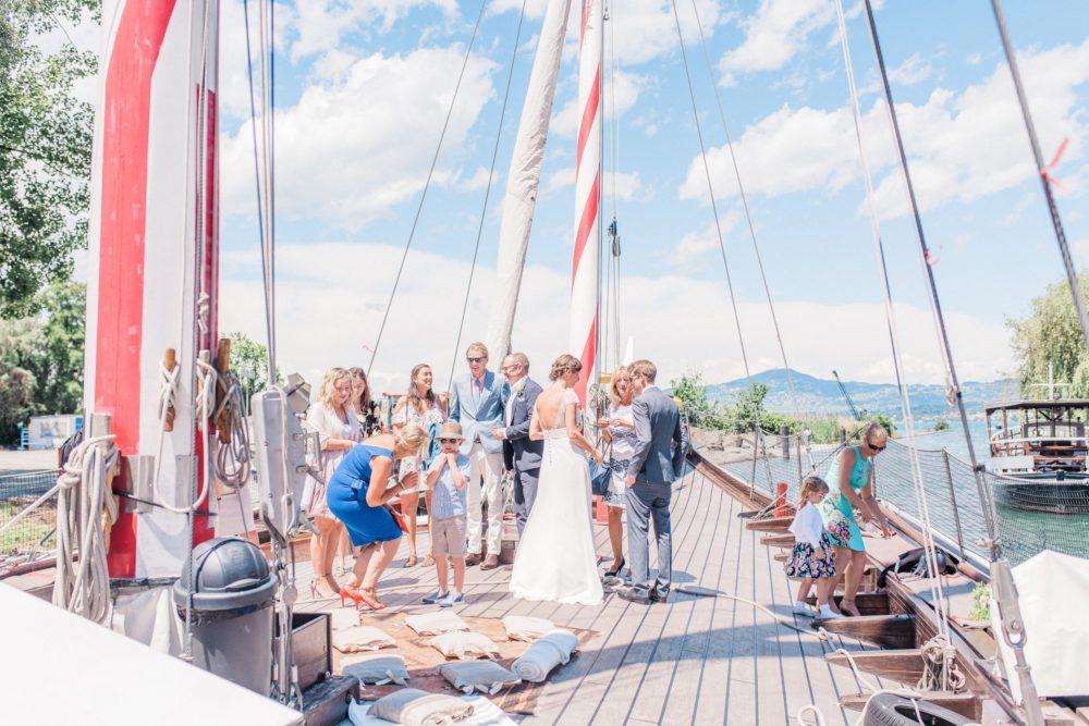 Un elopement à Montreux