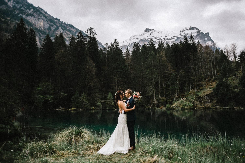 Mariage, elopement en Suisse