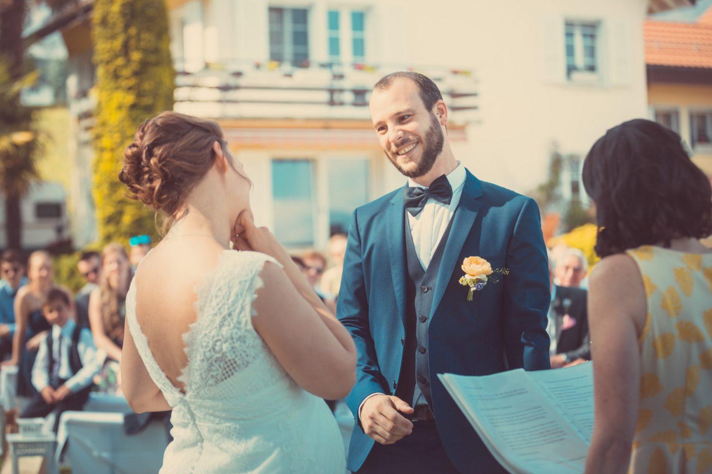 Mariage laïque par marylin rebelo
