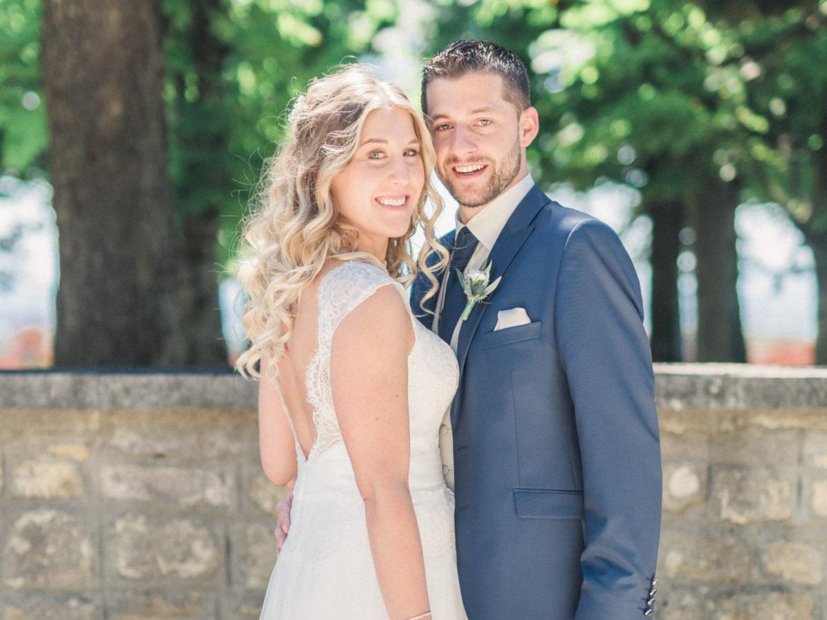 Le mariage qui a changé leur vie