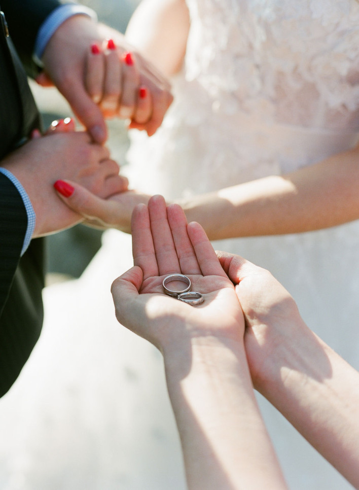 Meeting Marylin Rebelo to create your unique wedding ceremony