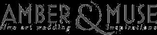 Logo Amber & Muse English