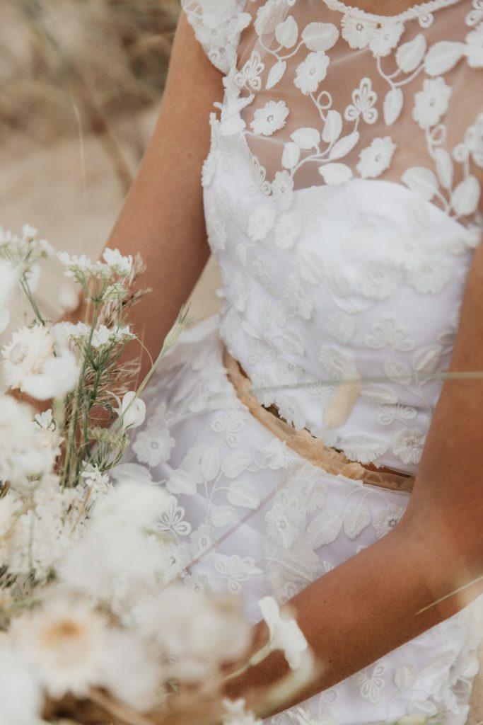 Louise Valentine robe de mariée
