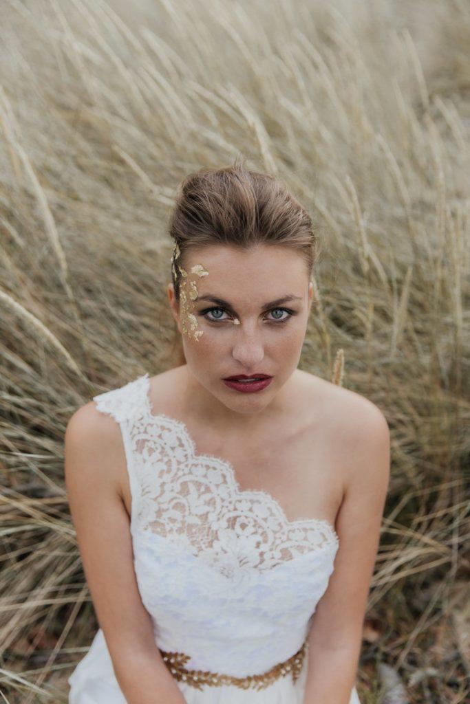Robe de mariée eco-responsable Louise Valentine