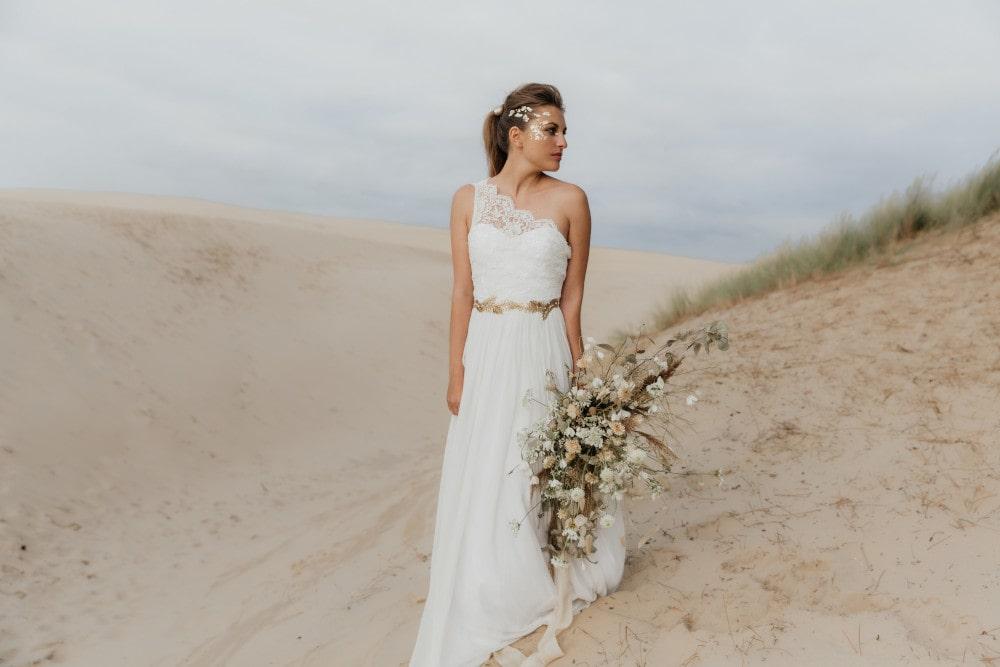 robe de mariée eco-responsable