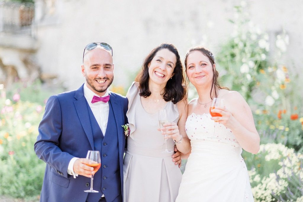 cheminement mariage laïque