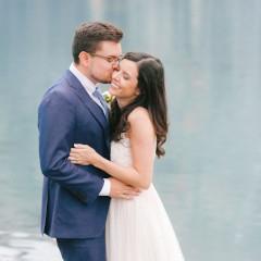 Daniela & Pablo's ceremony in Oeschinensee