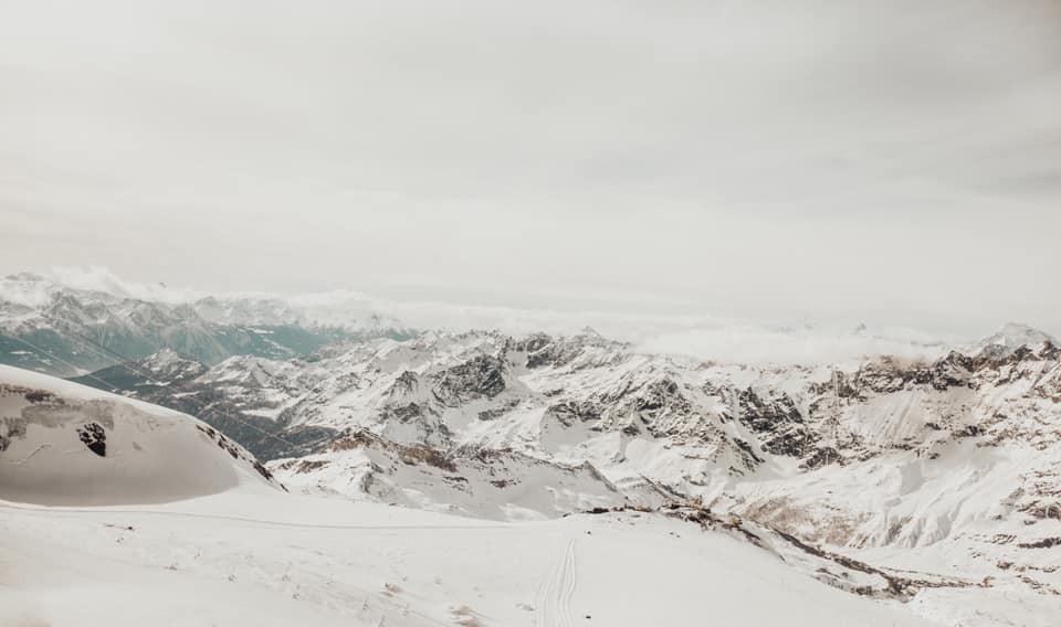 Mountain wedding in Zermatt
