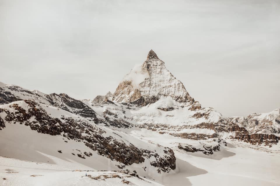 Zermatt Mattherhorn ceremony
