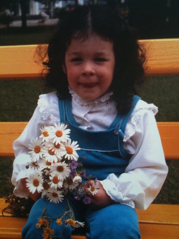 Marylin Rebelo enfant