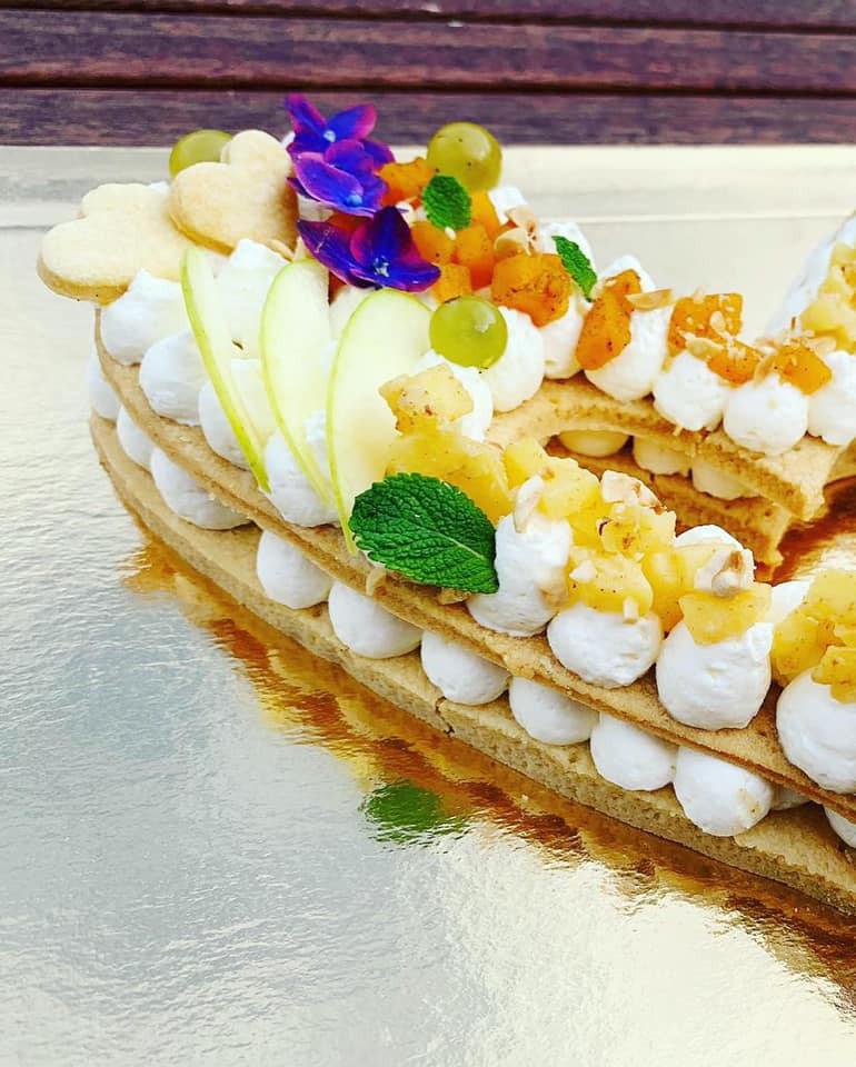 Gâteau de cérémonie