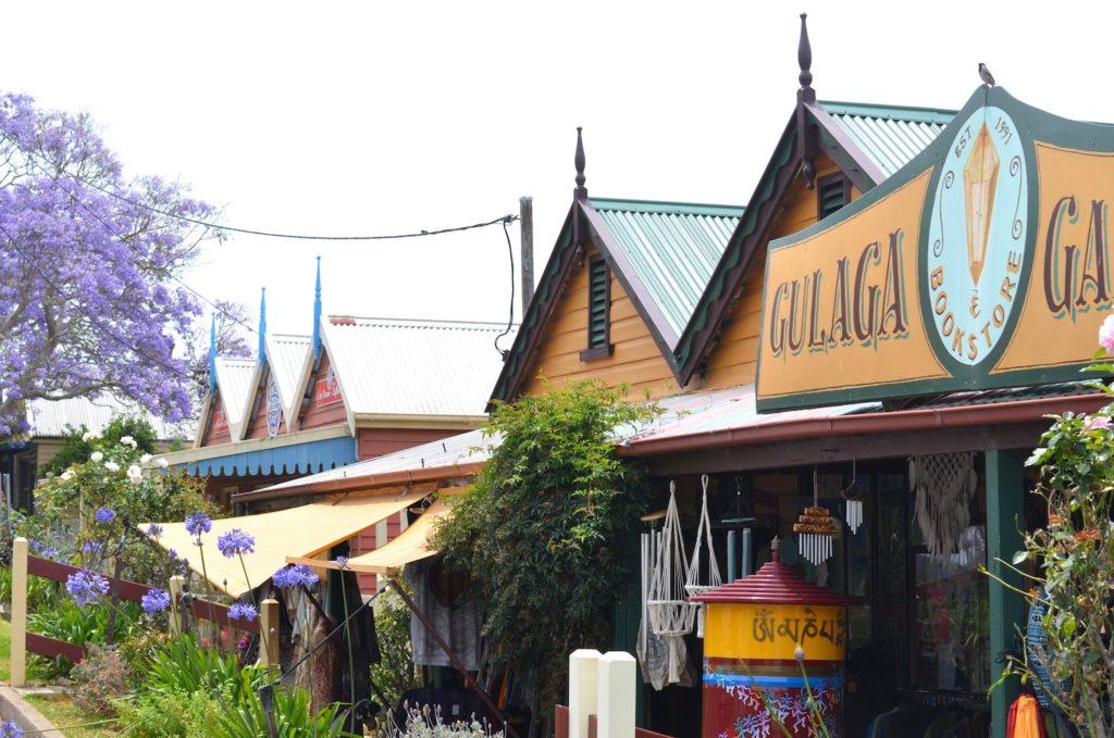 La ville pittoresque de Tilba