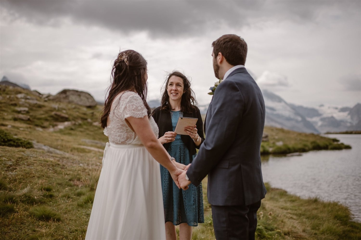 Summer elopement in Zermatt by Marylin Rebelo