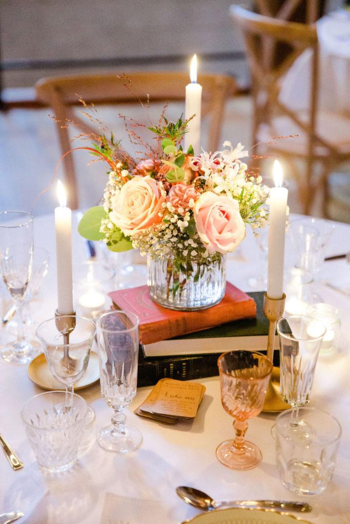 décoration de mariage éco-responsable