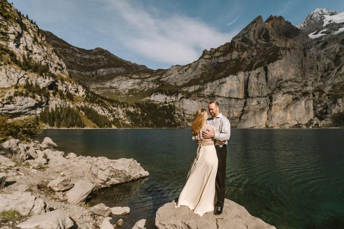 cérémonie mariage intime en suisse
