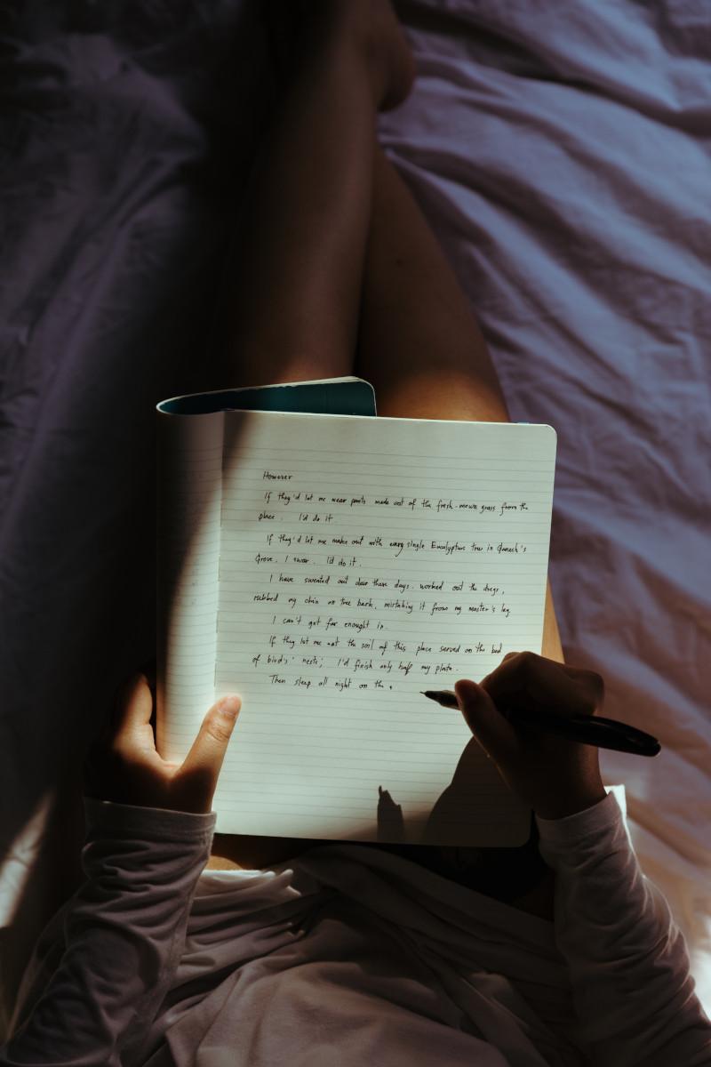 écrire intuitivement