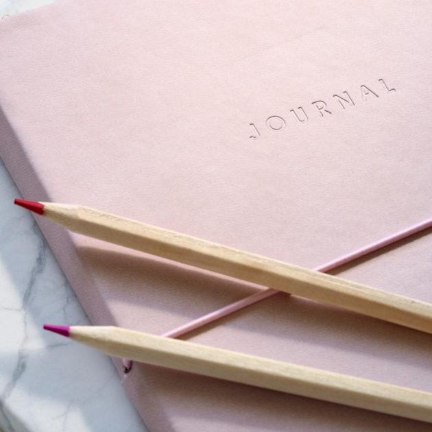 journaling vertical