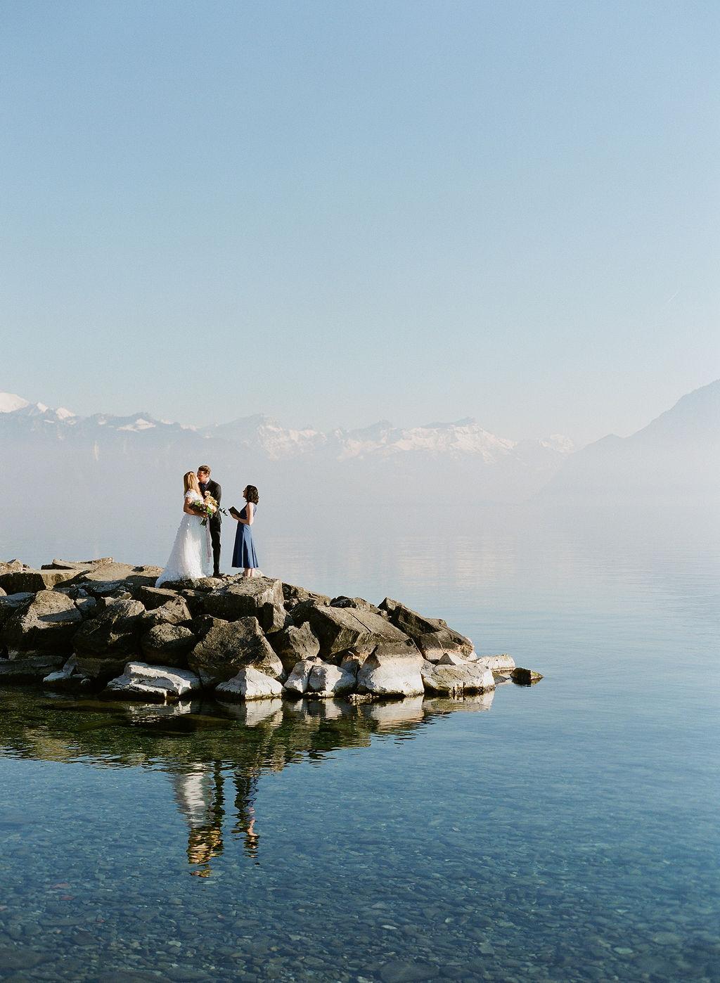 mariage laïque intime