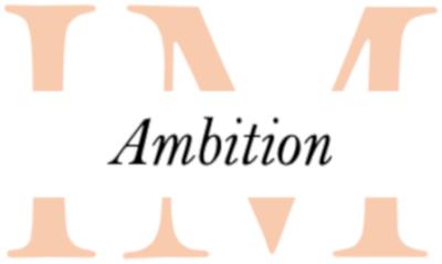 IM Ambition logo